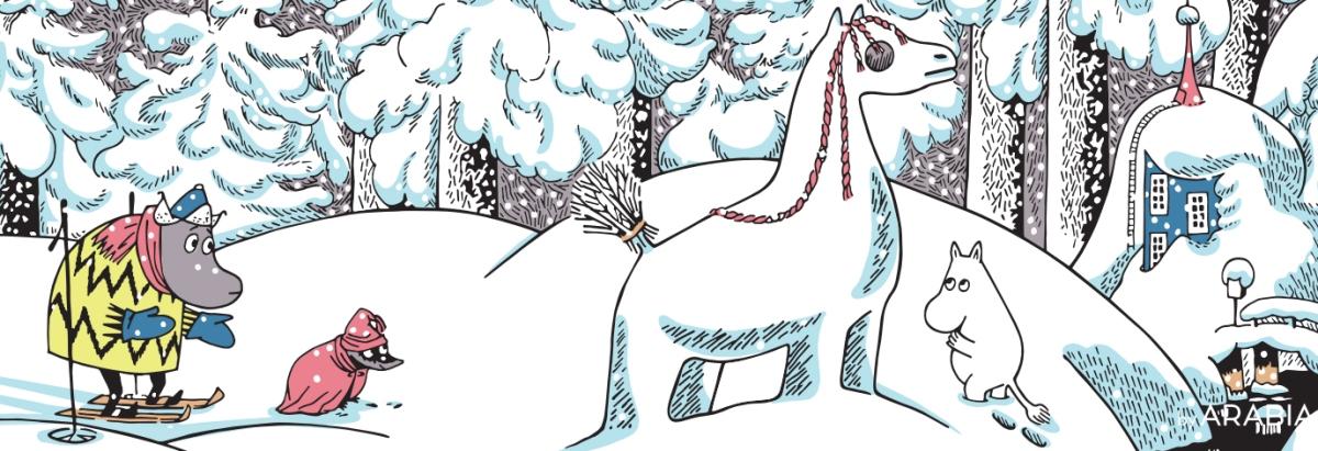 Reseña de La Familia Mumin en Invierno de ToveJansson